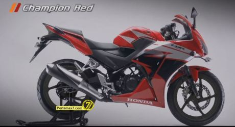 Product Profile Honda All New CBR150R Indonesia with Marc Marquez 12