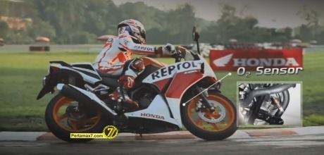 Product Profile Honda All New CBR150R Indonesia with Marc Marquez 19