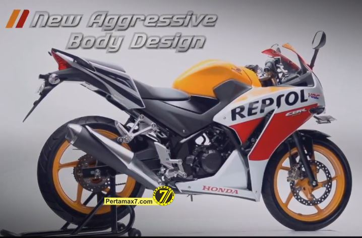 Product Profile Honda All New CBR150R Indonesia with Marc Marquez 2