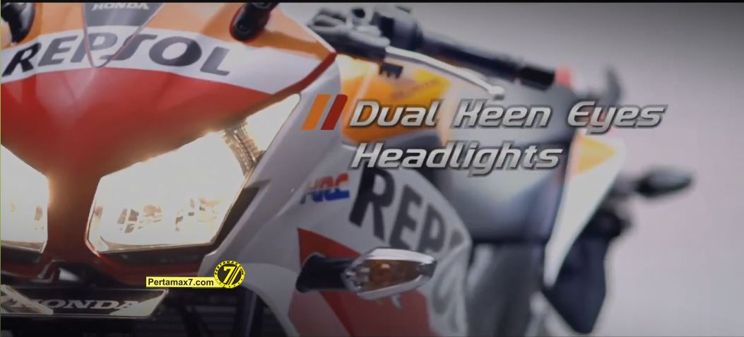 Product Profile Honda All New CBR150R Indonesia with Marc Marquez 4
