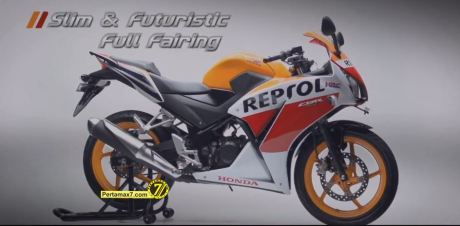 Product Profile Honda All New CBR150R Indonesia with Marc Marquez 5