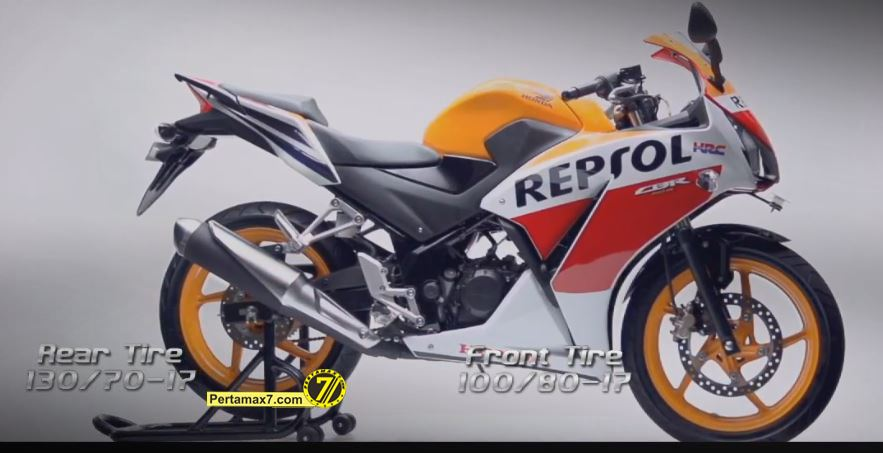 Product Profile Honda All New CBR150R Indonesia with Marc Marquez 7