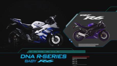 R15 baby R6 Keep Cool & Ride YZF-R15  Video Product Profile Yamaha R15 Indonesia ini keren Gabungkan Explorasi motor dan Gairah Jiwa Muda