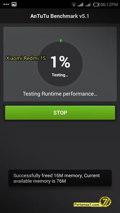 Screenshoot Xiaomi Redmi 1S 1