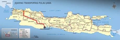 Suzuki Inazuma 250 Taklukkan Pulau Jawa dan Kalimantan 0