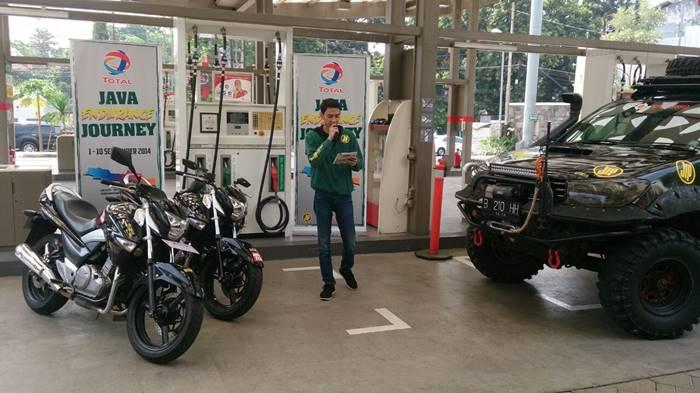 Suzuki Indonesia Uji ketangguhan Inazuma 250 keliling Pulau Jawa tempuh 2500 KM dalam 10 Hari mas bro