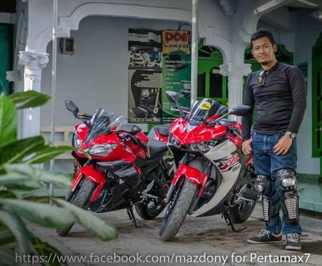 testride Yamaha YZF-R25 Pertamax7.com Yamaha Armada Pagora Jaya Tulungagung 1