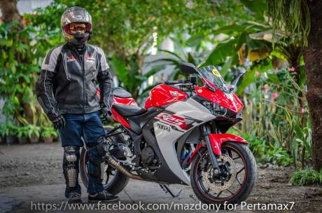 testride Yamaha YZF-R25 Pertamax7.com Yamaha Armada Pagora Jaya Tulungagung 5