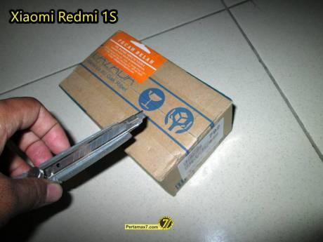 Unboxing Xiaomi Redmi 1S Lazada Pertamax7 1