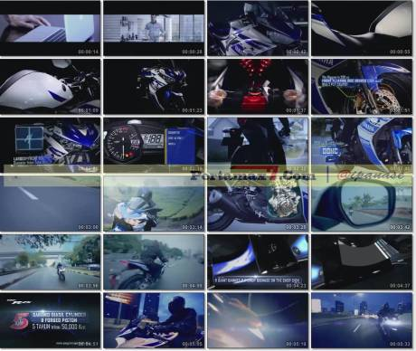 video Product Profile Yamaha YZF-R25