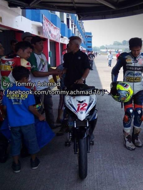 yamaha new Jupiter MX indoprix sport 2014 0