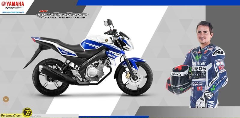 yamaha new Vixion Lightning motogp edition