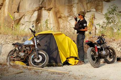 1.000 Bikers Motor Klasik Kumpul Bareng dalam Festival Kesenian Bikers #3 0