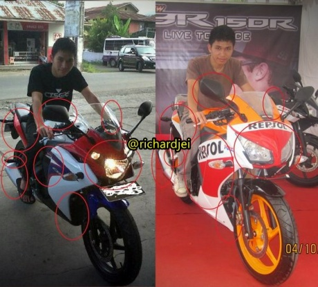 Adu ganteng ALl New Honda CBR150R Indonesia VS New CBR150R Thailand 0