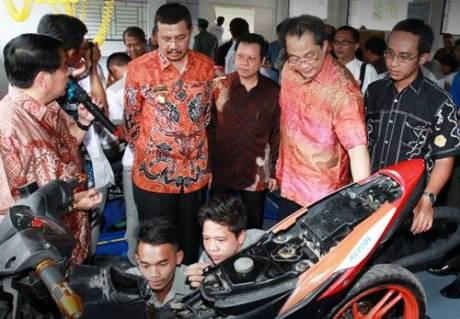 AHM Tambah 11 Sekolah KTSM Honda di Sumut 1