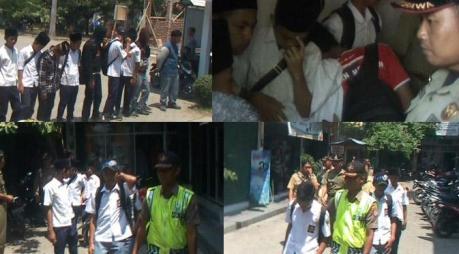 anak sd suap polisi Rp. 5 ribu di aceh