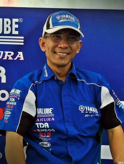 Apriansyah Kepala Cabang Main Dealer PT Thamrin Brothers Sekayu Palembang