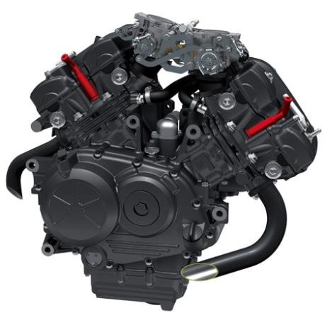 engine Honda VTR 250 2014