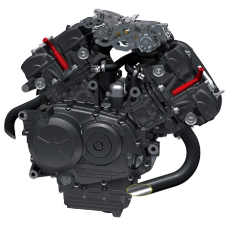 engine Honda VTR 250 2014