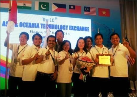 Engineer AHM Juarai Lomba Inovasi Teknologi Honda Asia Oceania 0
