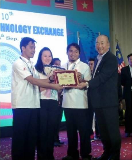 Engineer AHM Juarai Lomba Inovasi Teknologi Honda Asia Oceania 1