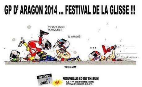 festival crash motogp aragon 2014