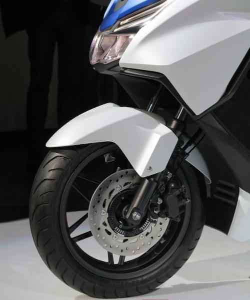 Honda Forza 125 SOHC 4 Klep, matic Ini khusus Pasar Eropa Nggak Akan