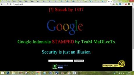 google.co.id hack