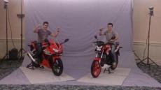 Honda CB15R facelift warna velg baru 6