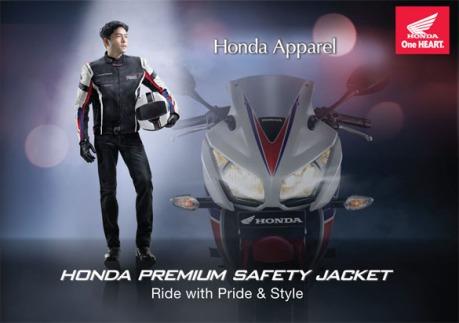 Honda Premium Safety Jaket Taichi 4