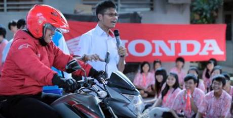 Honda Safety Riding 1