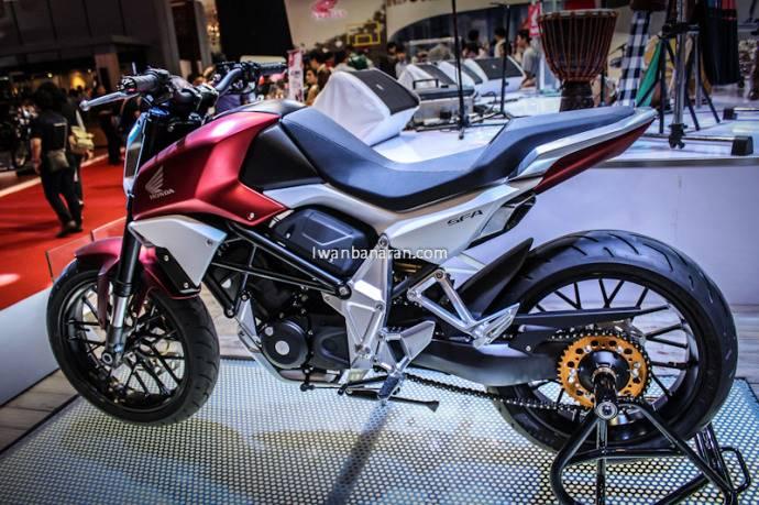 HONDA SFA 150 Concept IMOS 2014 10