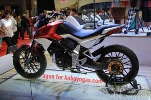 HONDA SFA 150 Concept IMOS 2014 13
