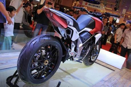 HONDA SFA 150 Concept IMOS 2014 21