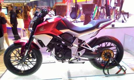 HONDA SFA 150 Concept IMOS 2014 32