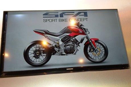 HONDA SFA 150 Concept IMOS 2014 35