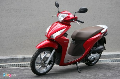 Honda Vision 110 ESP Engine ACG starter 2