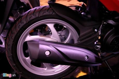 Honda Vision 110 ESP Engine ACG starter 6