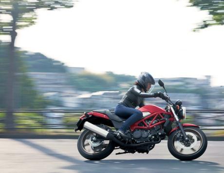 Honda VTR 250 2014 11