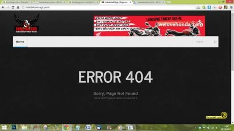 indobikermags.com lagi error yak 3