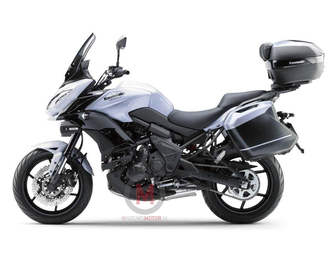 Galery Komplit Kawasaki Versys 650 dan Versys 1000 model
