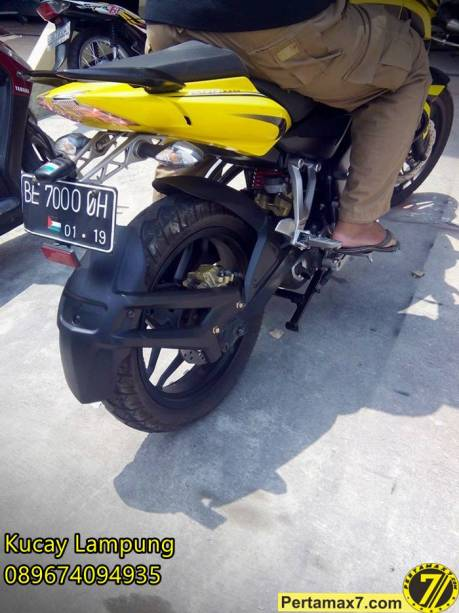 mud guard ori bajaj pulsar 200ns india