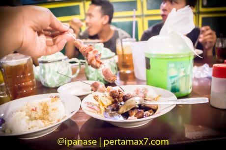 Nyicip Sate Klatak Pak Pong bantul Yogyakarta pertamax7.com_-11