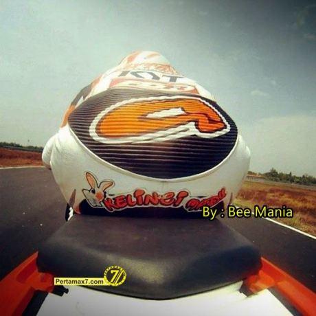persiapan yamaha new Vixion Hendra rusbule jelang IRS SPORT seri 4 Skyland pertamax7.com 3