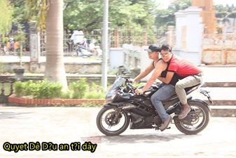 posisi bonceng yamaha R15 vietnam 2