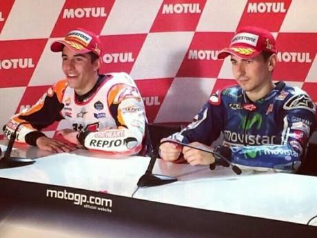 press conference motogp japan 2014