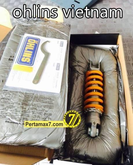 shock ohlins yamaha R15