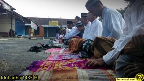 Suasana Idul Adha 1435H di Wonogiri Pertamax7.com 5