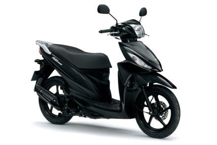 Suzuki Addres 110 Fi  europe 4