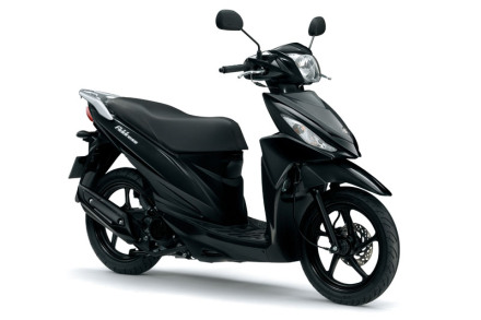 Suzuki Addres 110 Fi  europe 4